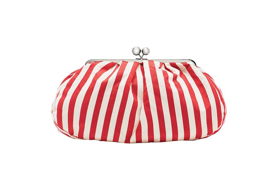 Striped Pasticcino Bag