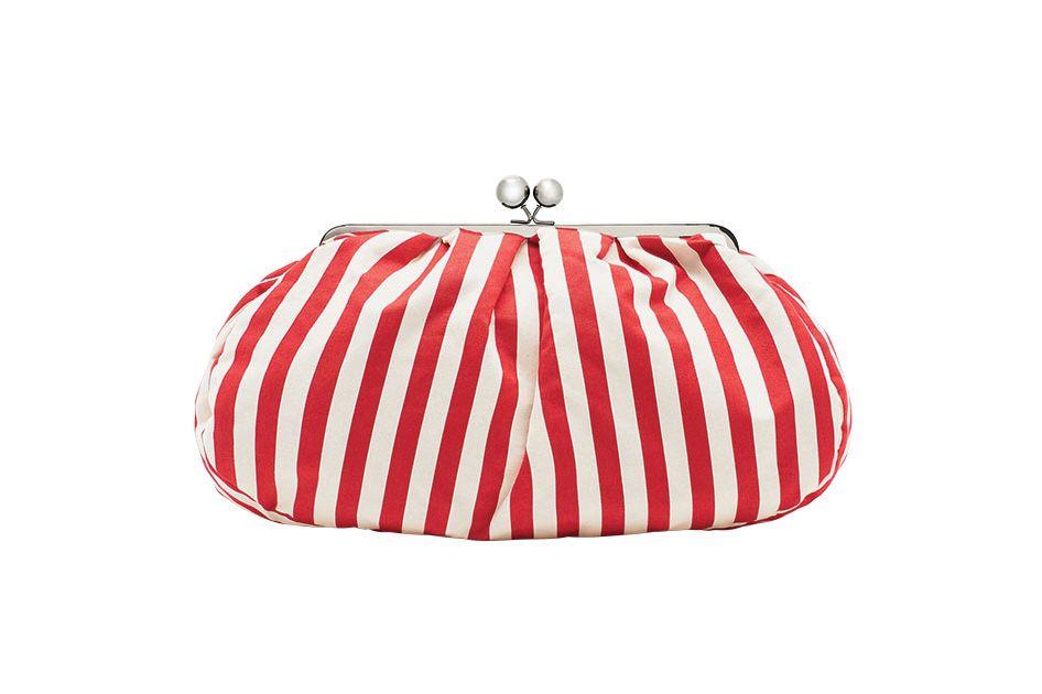 Striped Pasticcino Bag