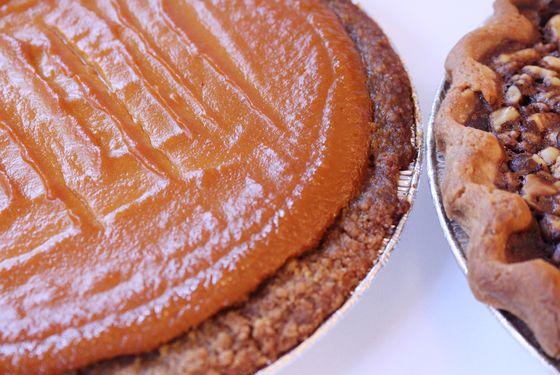 Pie, glorious pie.