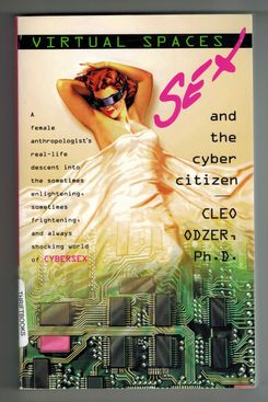 The cybersex manual <i>Virtual Spaces: Sex and the Cyber Citizen</i>, published in 1997.