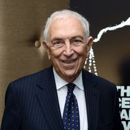 "Senator Frank Lautenberg attends ""The Central Park Five"" New York Special Screening at Dolby 88 Theater on October 2, 2012 in New York City."