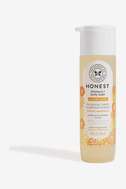 Honest Shampoo & Body Wash, Perfectly Gentle Sweet Orange Vanilla