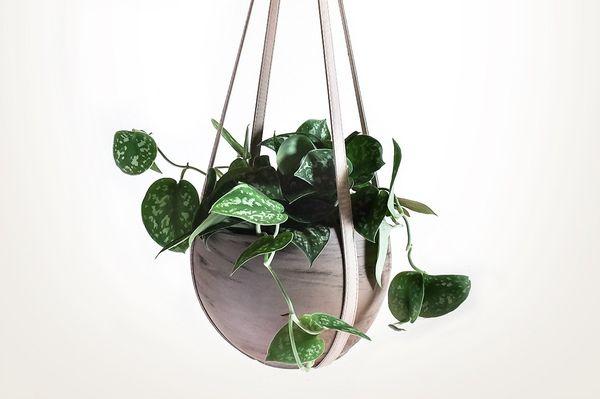 Fabric Plant Hanger