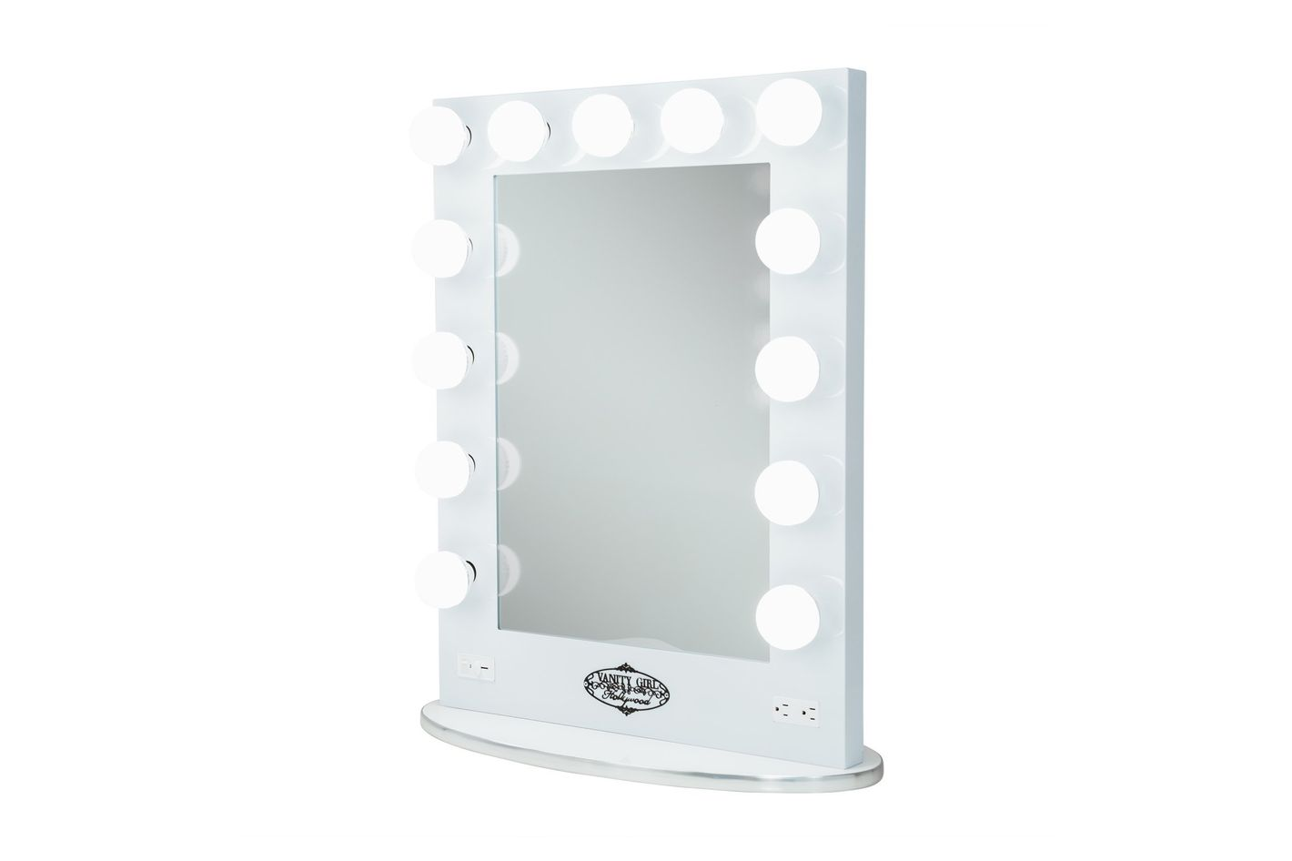 Vanity Girl Broadway Lighted Vanity Mirror