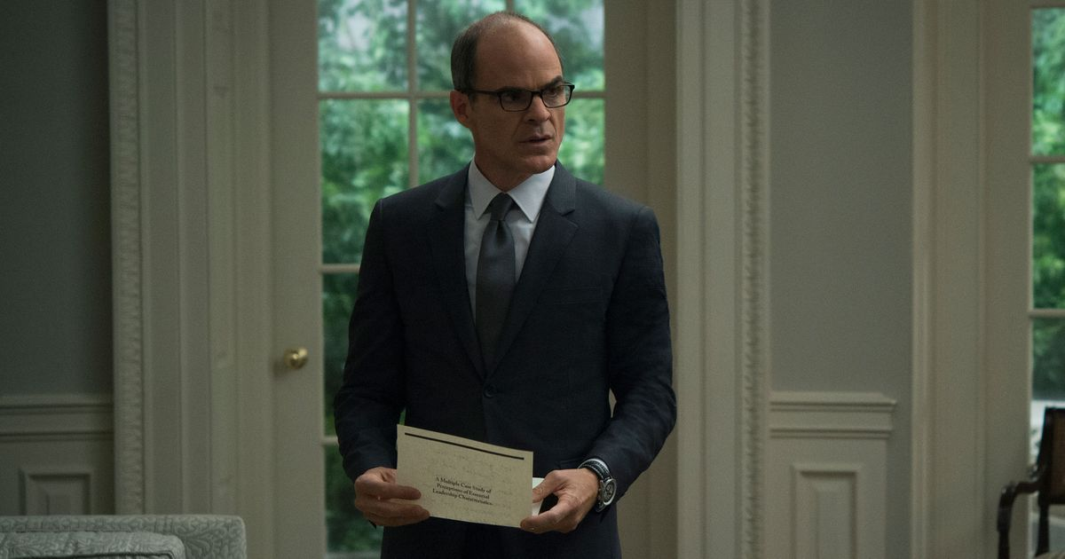 House Of Cards Recap We Might Negotiate With Terrorists
