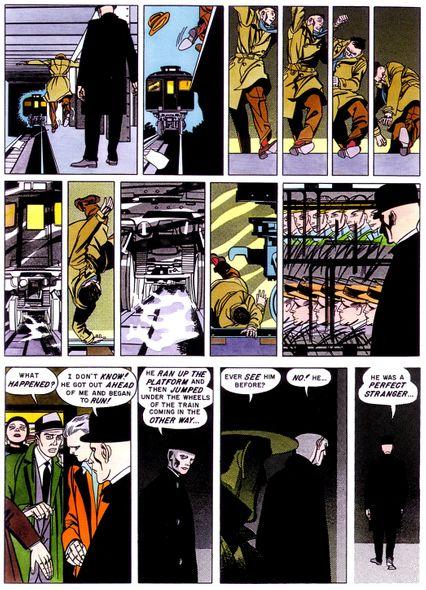 The Strangers 1 A Dare To Dream Comics 1992