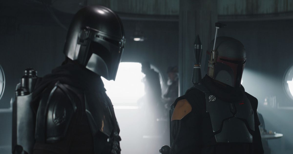 Has The Mandalorian Succumbed to the Dark Side?