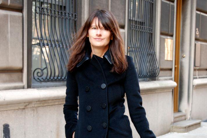 Marie-Amélie Sauvé.