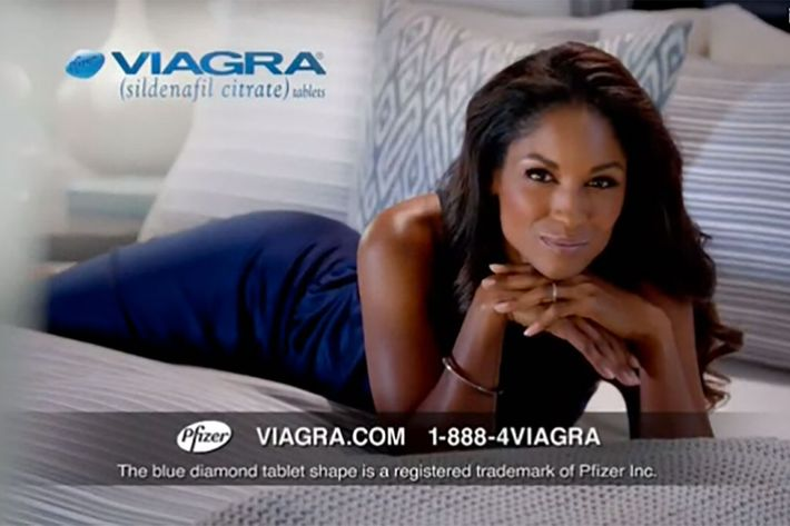 What does viagra do to a women
