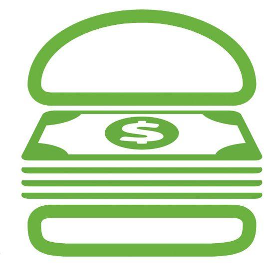 Do delicious fast-food burgers equal big bucks?