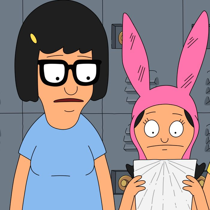 BOB'S BURGERS: Just as her hopes of winning the school election seem lost, Louise gets a note that could turn the vote in her favor in the all-new