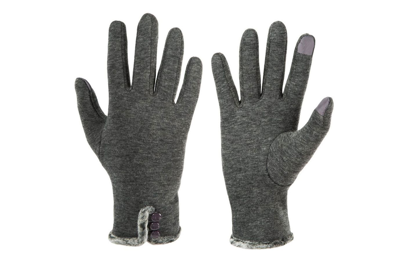 Gloue Cashmere-Lined Touchscreen Gloves