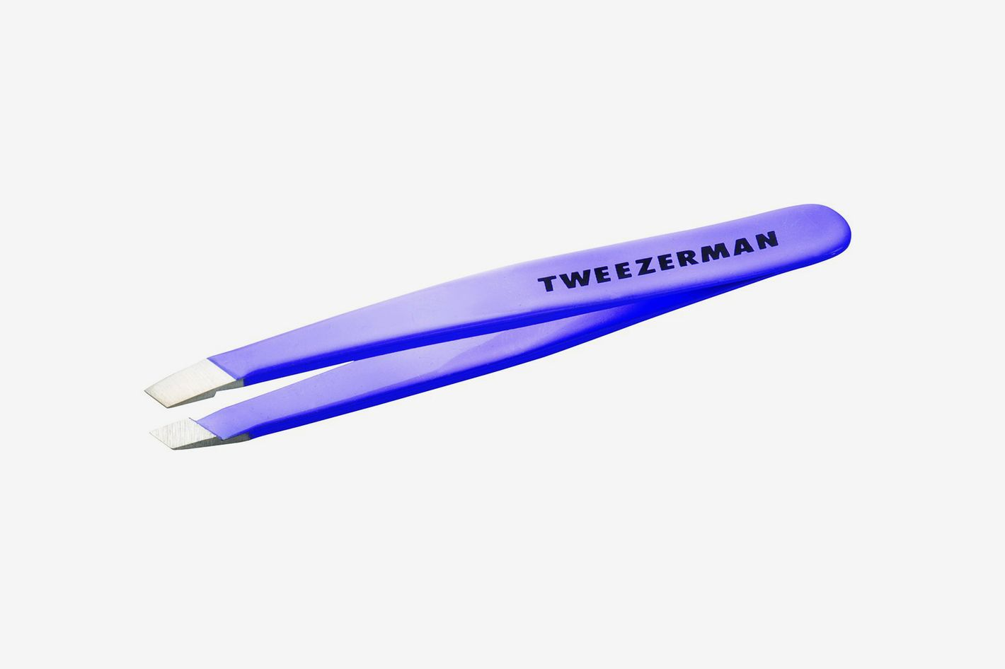 Tweezerman Mini Slant Tweezer in a Tube
