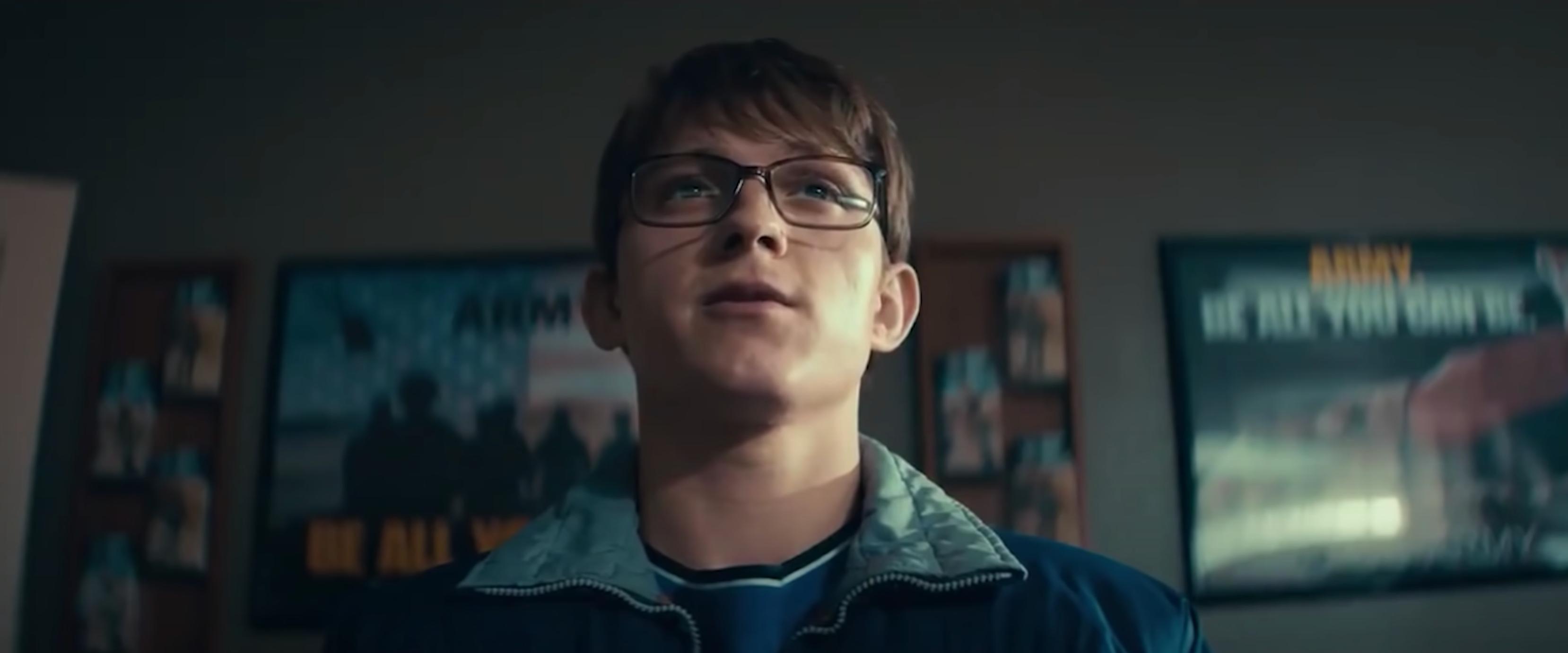 WATCH: Tom Holland Opioid Epidemic Movie 'Cherry'