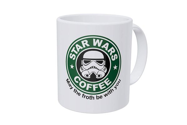 Starbucks Parody Mug
