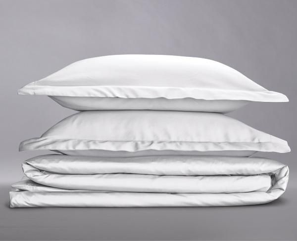 SOL Organics Organic Duvet Cover Set, Full/Queen