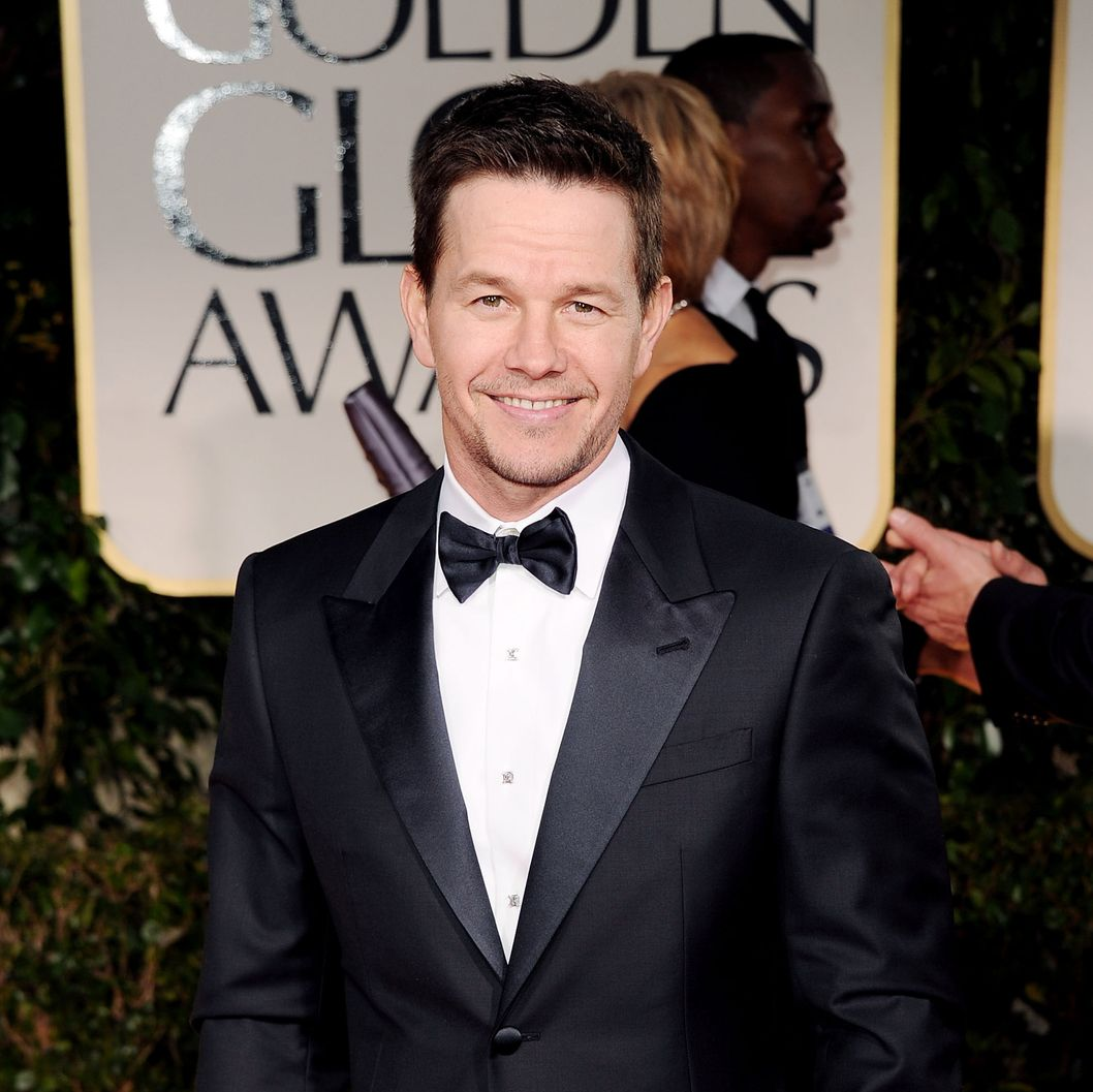 BEVERLY HILLS, CA - JANUARY 15: Actor Mark Wahlberg arrives at the 69th Annual Golden Globe Awards held at the Beverly Hilton Hotel on January 15, 2012 in Beverly Hills, California.  (Photo by Jason Merritt/Getty Images)