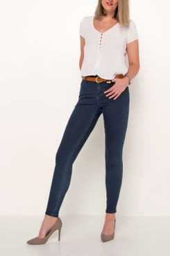 Height of Fashion Midnight Skinny Jeans