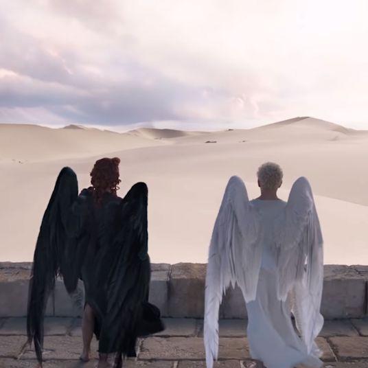 Good Omens Premiere Recap, Episode 1: In The Beginning