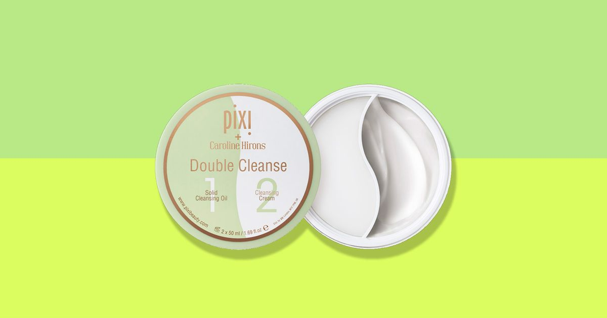 This Nourishing Double-Cleanse Duo Is 20 Percent Off
