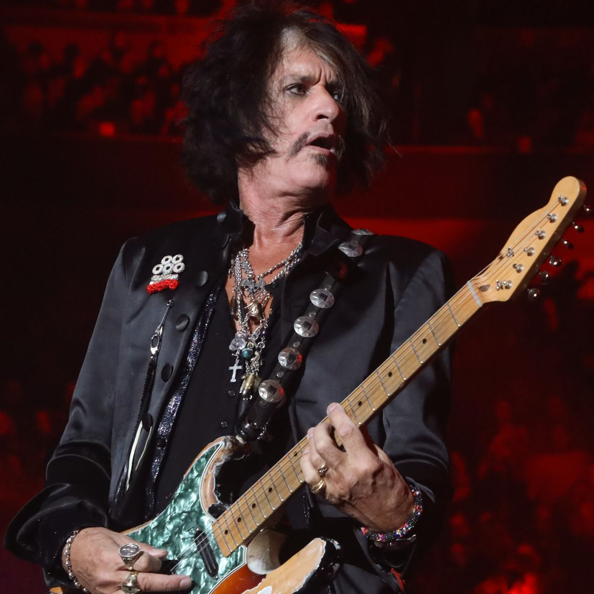 Aerosmith S Joe Perry Hospitalized After Billy Joel Collapse Joe perry was born in lawrence, mass., in 1950 and formed the seeds of aerosmith with bassist tom hamilton in the late '60s. joe perry hospitalized after