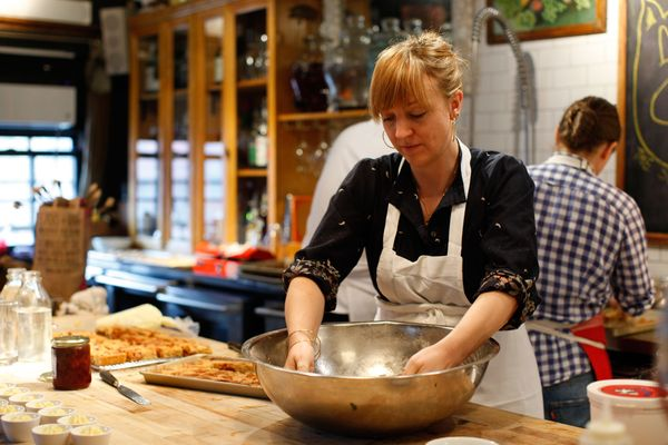 Meet the British Baking Star Who Started Her Career at Chez Panisse