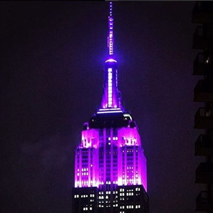 New York loves Prince. Photo: World Star/Instagram