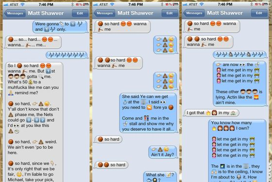 Gallery For > Iphone Emoji Love Stories