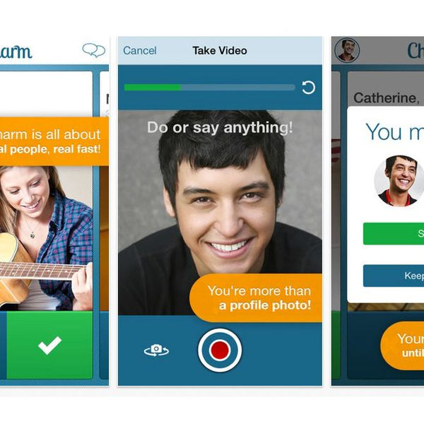 online dating app 2017 daily show women contact men