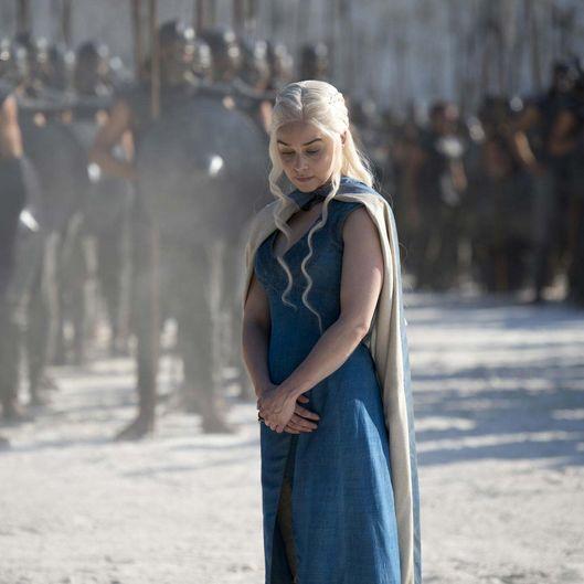 Khaleesi Season 3 Costume