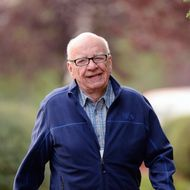 SUN VALLEY, ID - JULY 13:  Rupert Murdoch, Chairman and CEO of News Corporation, attends the Allen & Company Sun Valley Conference on July 13, 2012 in Sun Valley, Idaho. The conference has been hosted annually by the investment firm Allen & Company each July since 1983. The conference is typically attended by many of the world's most powerful media executives.  (Photo by Kevork Djansezian/Getty Images)
