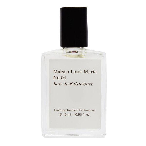 Maison Louis Marie No. 04 Bois de Balincourt Perfume Oil, 15 ml