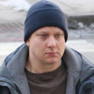 Chicago police officer Jason Van Dyke arrives at court