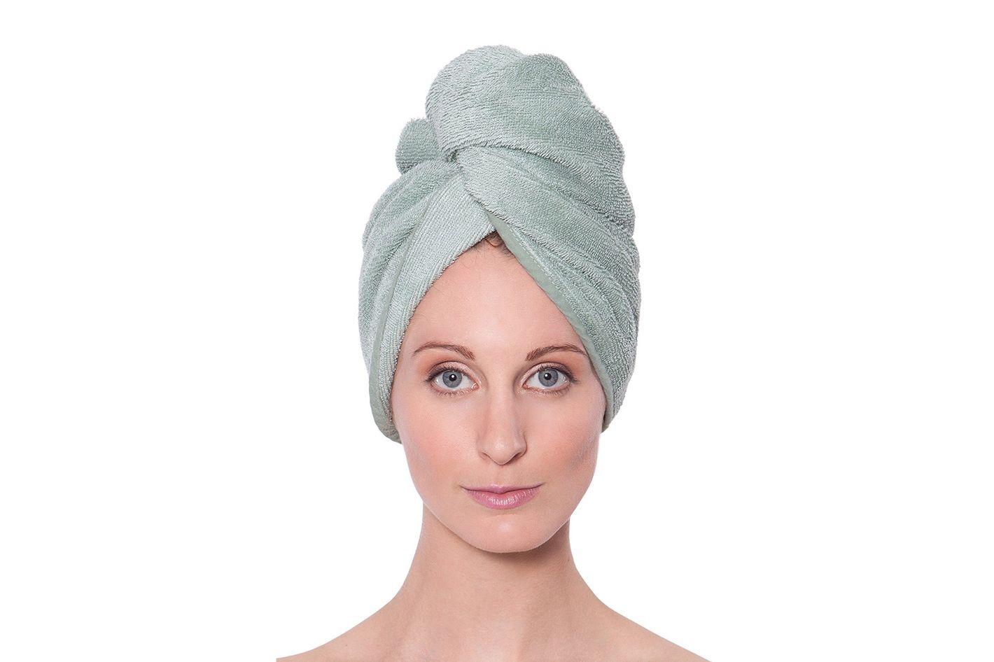 Texere Women's Bamboo Hair Towel