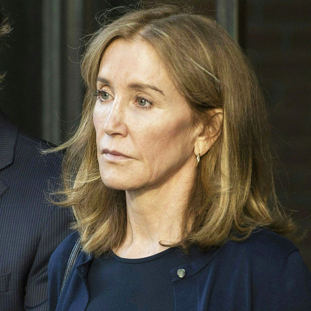Felicity Huffman Jail Time Cut 3 Days Short Released Early