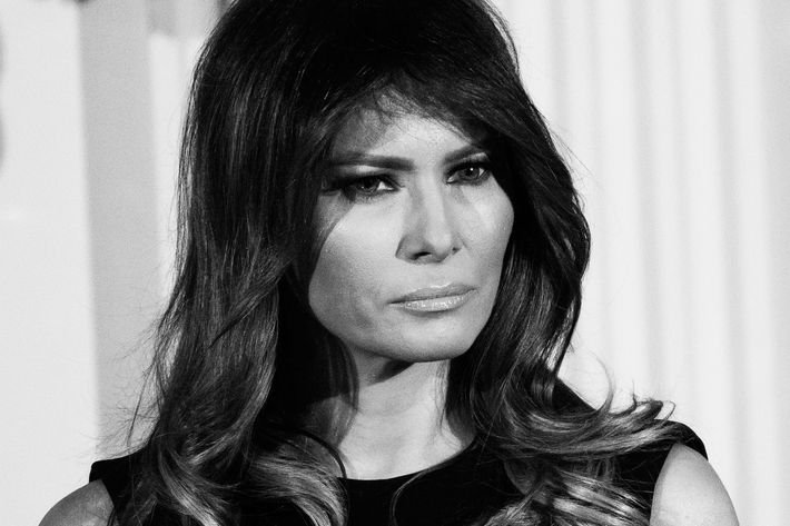 Melania Trump Photo Saul Loeb Afp Getty Images