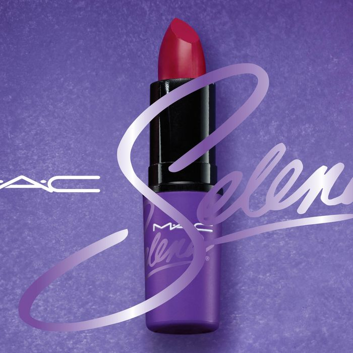 Selena for M.A.C.