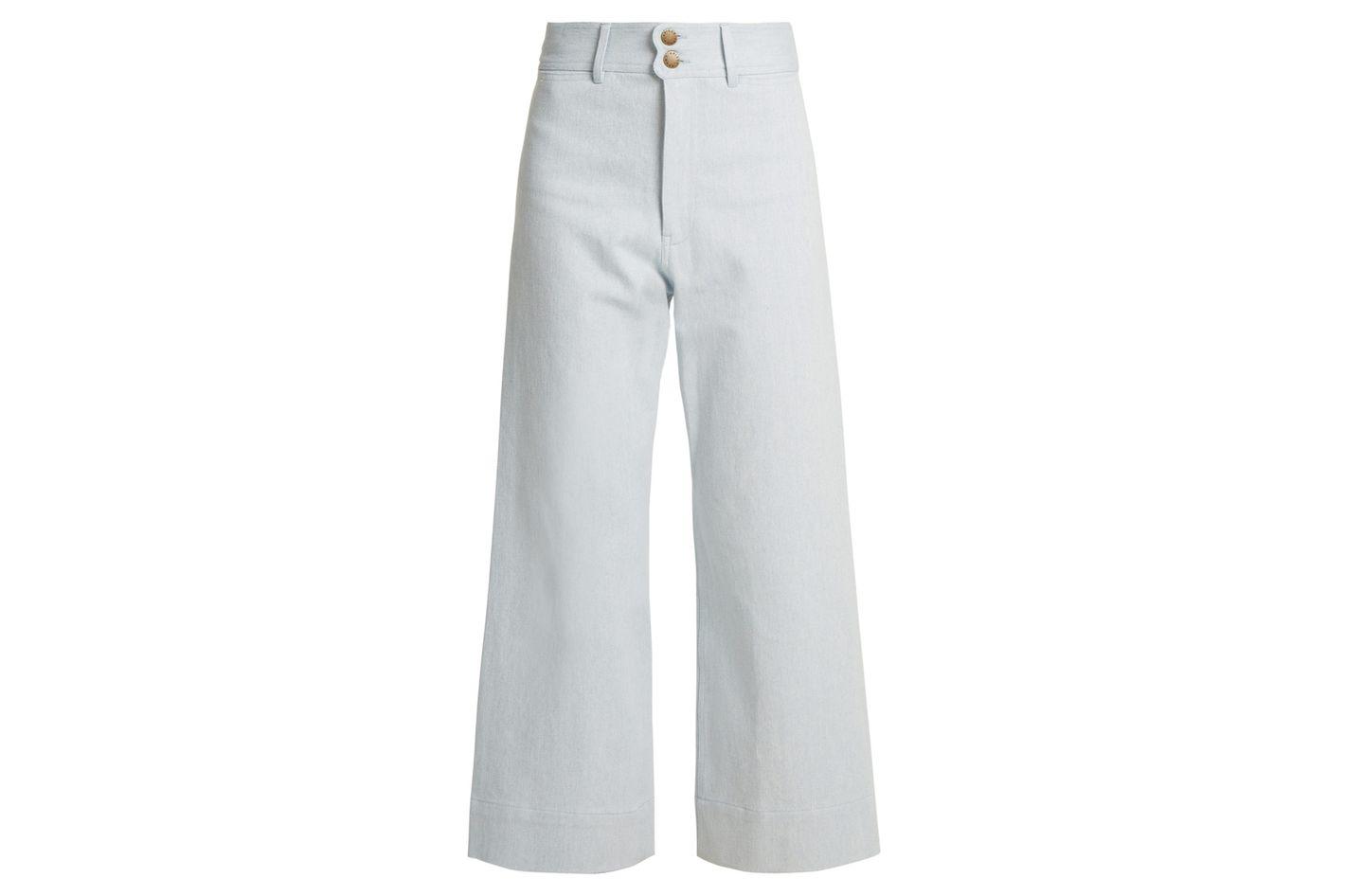 Apiece Apart Merida High-Waist Jeans