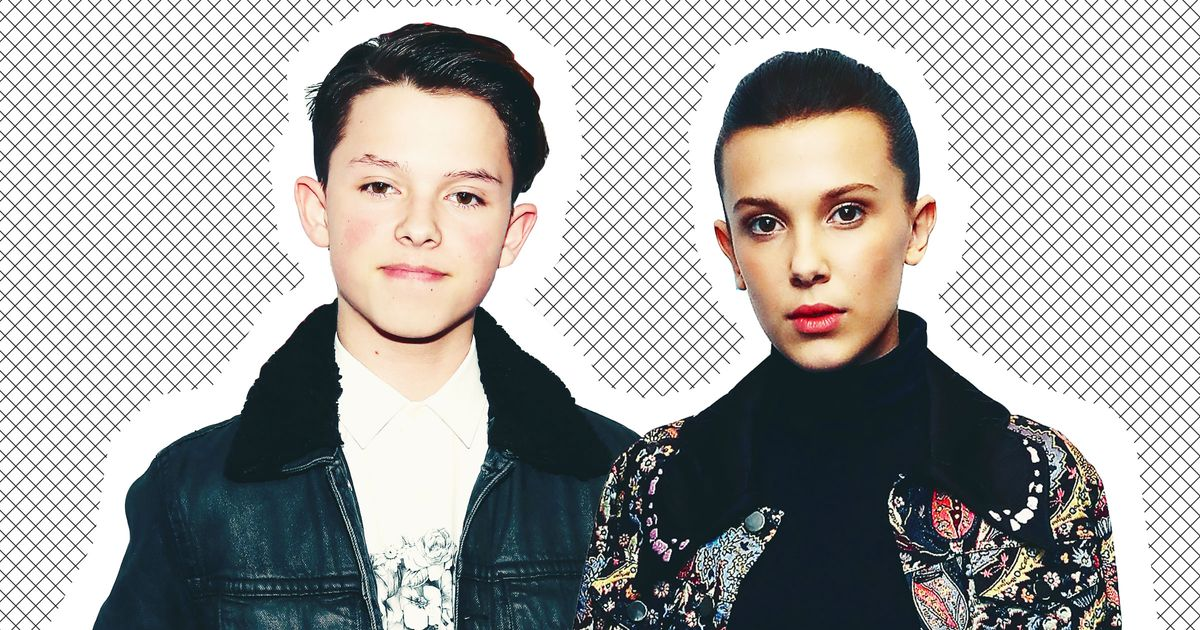 millie bobby brown is dating musical ly star jacob sartorius