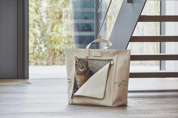MiaCara Tosca Cat Carrier