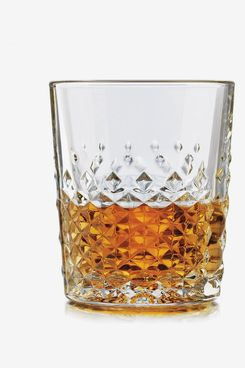 Libbey Carats 12-Ounce Double Old-Fashioned Glass