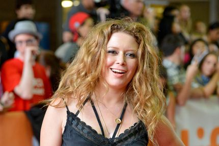 "Actress Natasha Lyonne attends the""Spring Breakers"" premiere during the 2012 Toronto International Film Festival at Ryerson Theatre on September 7, 2012 in Toronto, Canada."