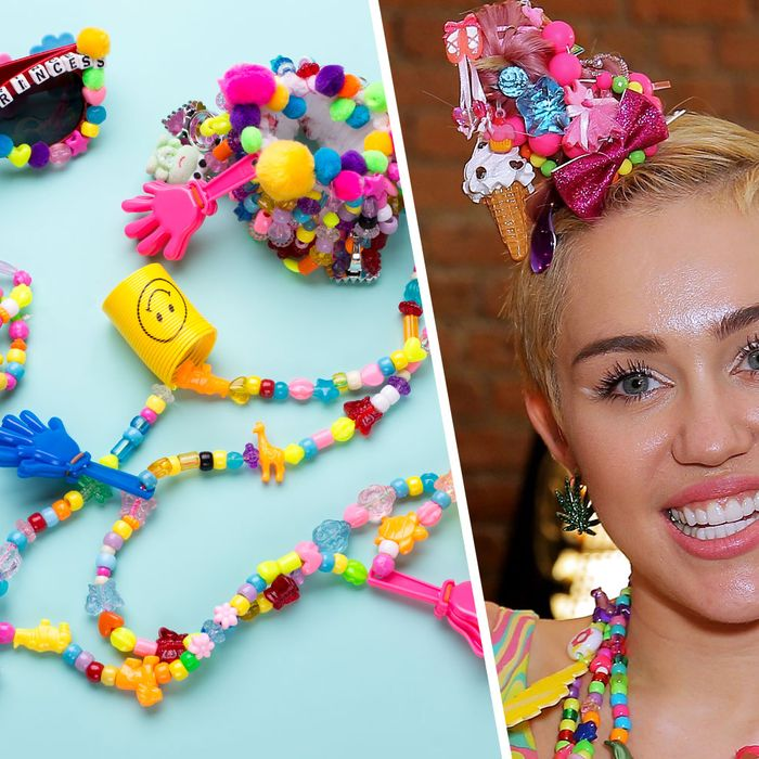 How To Make Miley Cyrus S Jewelry By Yourself
