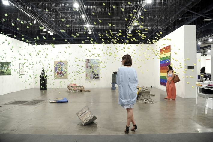 Art Basel Miami Beach 2014 - Vernissage