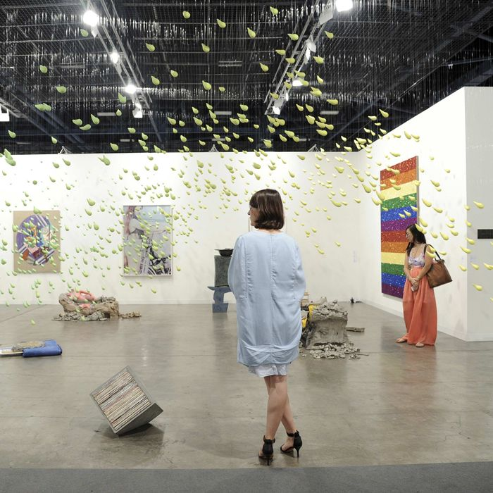 Art Basel Miami Beach 2014 - Vernissage