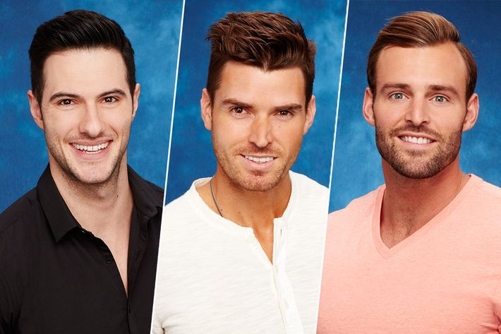 The Bachelorette bros.