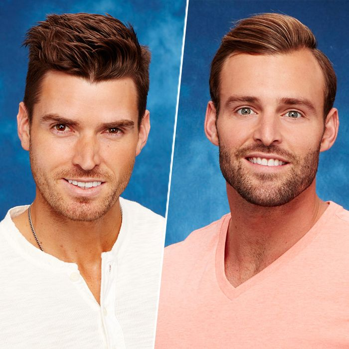 The Bachelorette bros.
