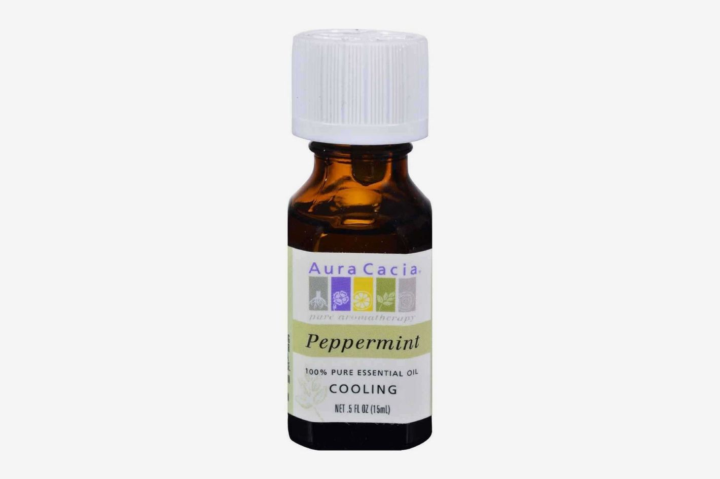 Aura Cacia Cooling Peppermint Essential Oil