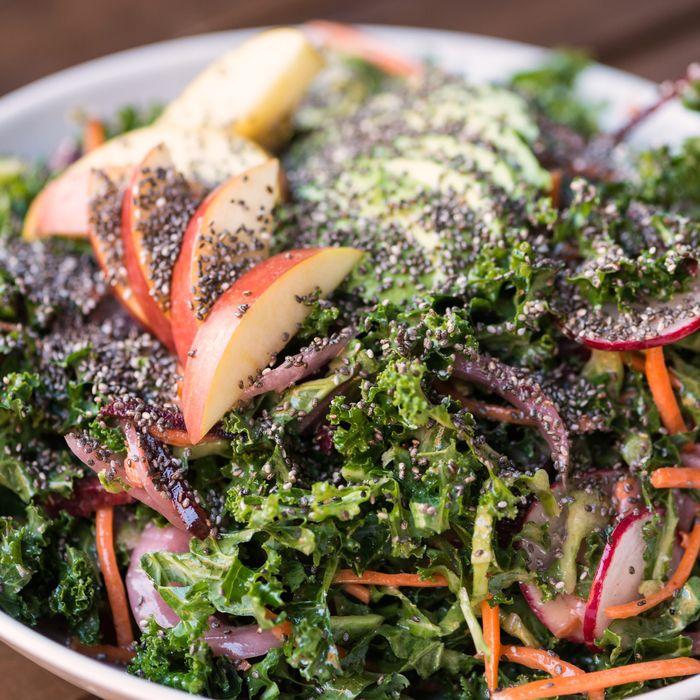Kale salad forever.