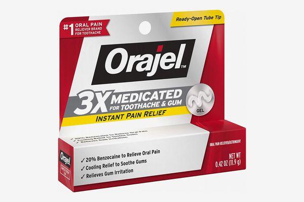 Orajel Maximum-Strength Oral Reliever